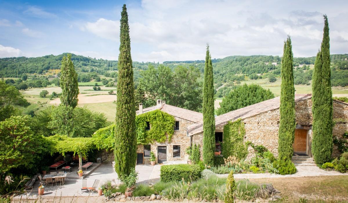 vacance en maison d'hôtes drome provencale